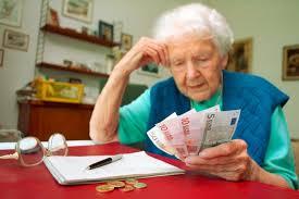 dôchodkyňa s vyrovnávacím príplatkom
