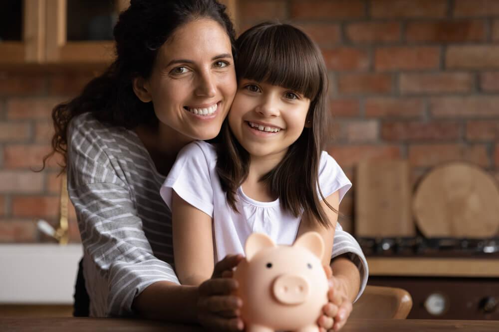 Daňový bonus na dieťa